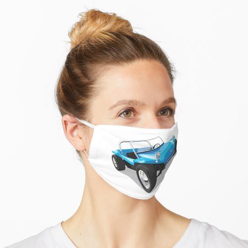 Strand-Buggy-Blau Maske