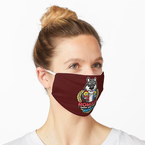 ROMULUS UND REMUS Maske
