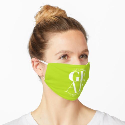 Glutenfreier AF Maske