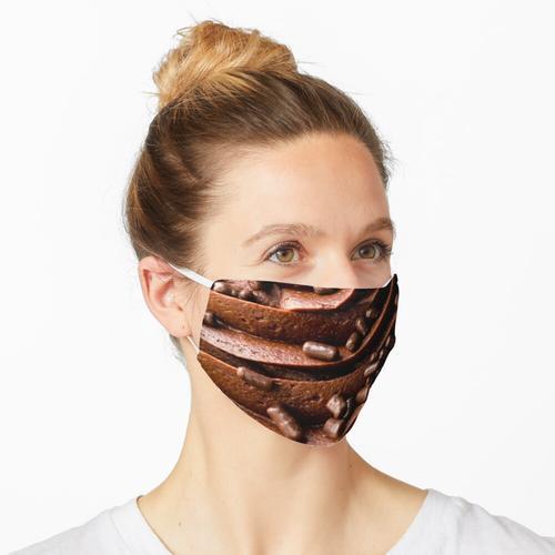 Schokoladenglasur Maske