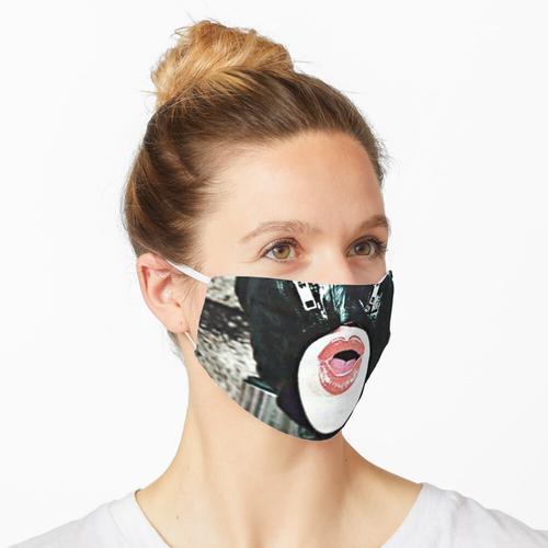 Bondage Gimp Girl Maske