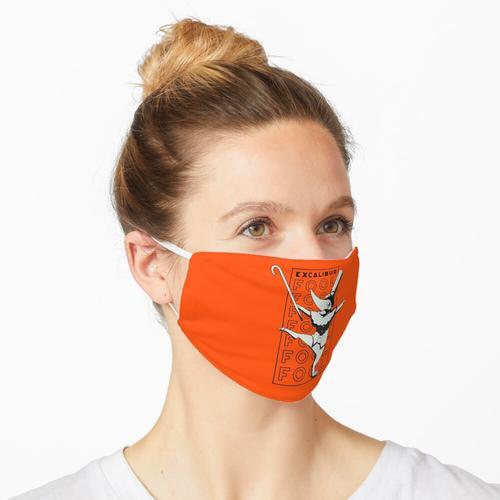 Narr Excalibur Maske