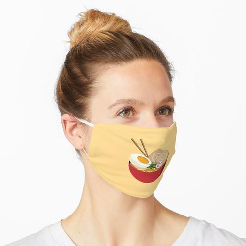 Schüssel Ramen Maske