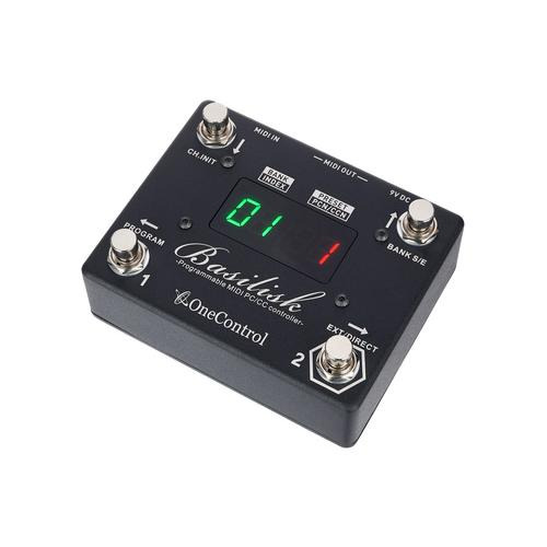 One Control Basilisk MIDI Controller