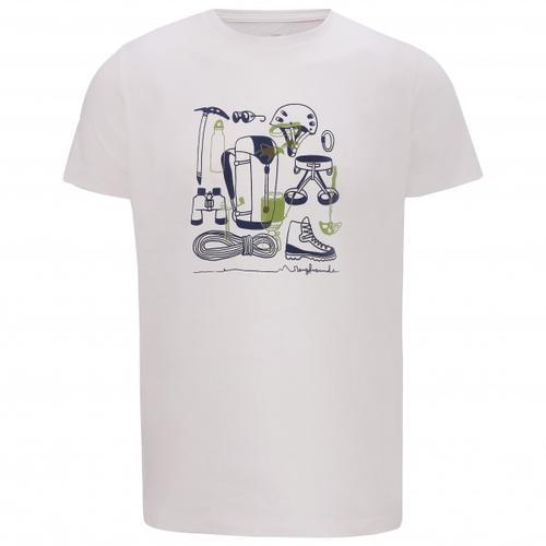 Bergfreunde.de - SchauinslandBF. - T-Shirt Gr XXL grau