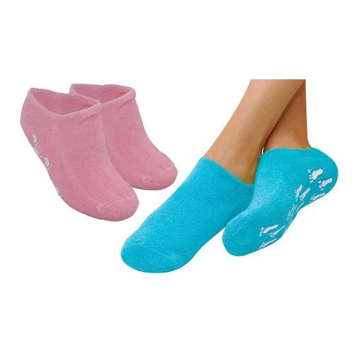 Feuchtigkeitsspendende Socken: Rosa/ 2