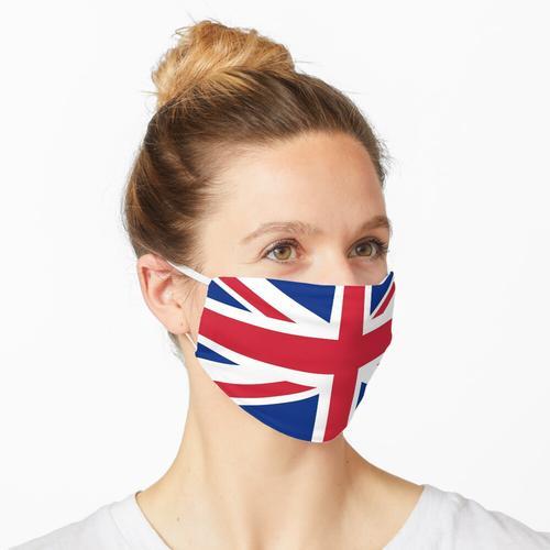 UK Union Jack Fahne Flagge Maske