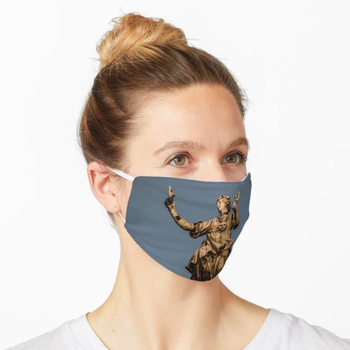 Gold Thalia Maske