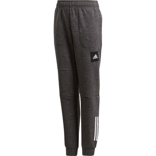 adidas Sporthose, schwarz, Gr. 140