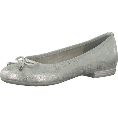 Ballerina, silber, Gr. 40