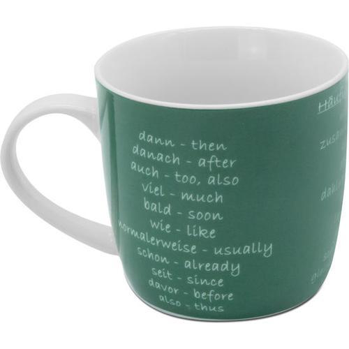 JAKO-O Tasse Englisch, grün