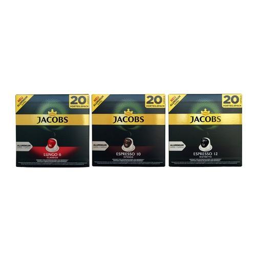 Röstkaffee : 1x Jacobs Kapsel-Set Probier-Paket