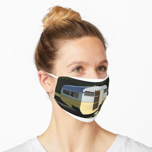Wohnwagen Wohnmobil Maske