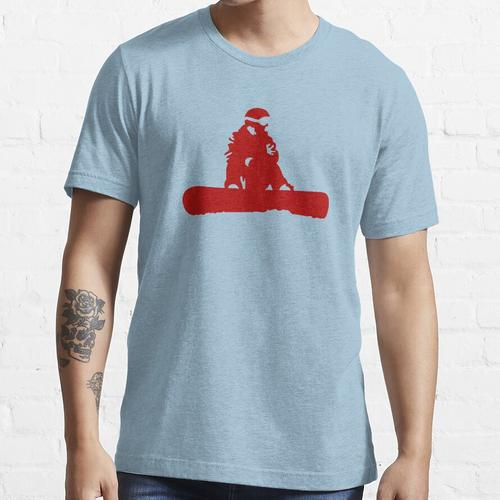 Freerider, Snowboard Essential T-Shirt
