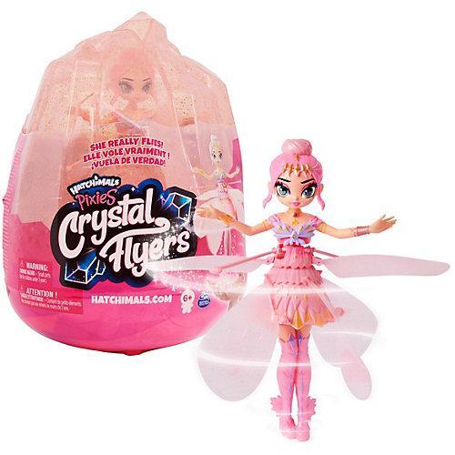 Hatchimals - Pixies Crystal Flyers - pink rosa