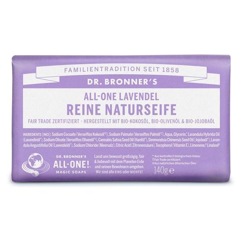Dr. Bronner's Seife Stückseife 140.0g