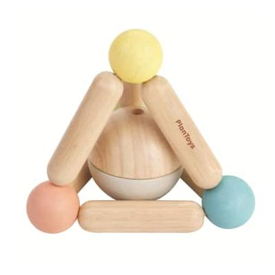 Plan Toys - Plan Toys Triangle Clutching Toy