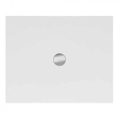 Villeroy & Boch Subway Infinity Duschwanne L: 120 B: 90 H: 4 cm weiß 6230N401