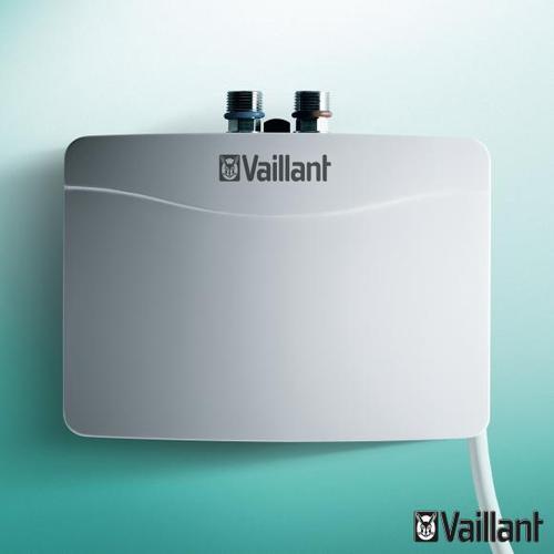 Vaillant miniVED H 3/2 Mini-Elektro-Durchlauferhitzer Leistung: 3,5 kW, druckfest 0010018597, EEK: A