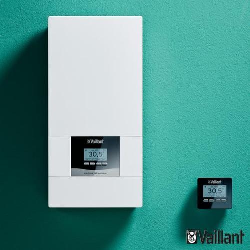 Vaillant electronicVED E exclusive Durchlauferhitzer, vollelektronisch geregelt, 20 bis 55°C 0010023748, EEK: A