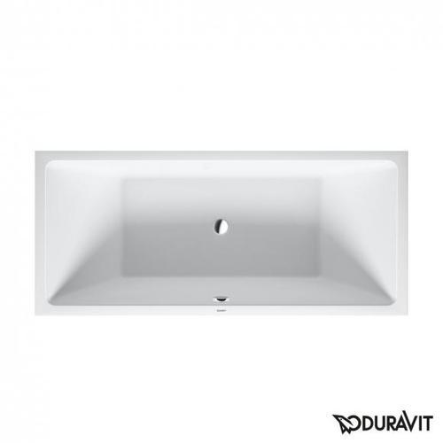 Duravit Vero Air Rechteck-Badewanne L: 180 B: 80 H: 46 cm 700413000000000