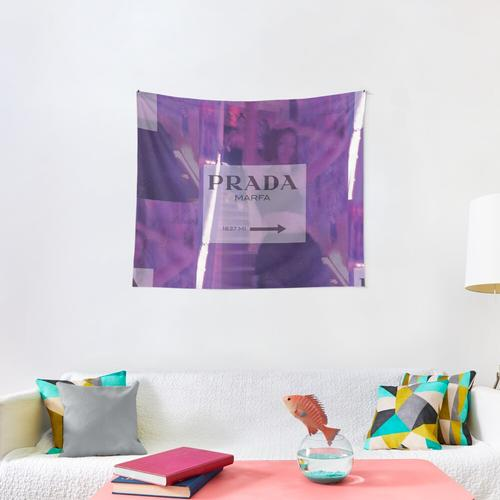 Neon Lights Wall Tapestry