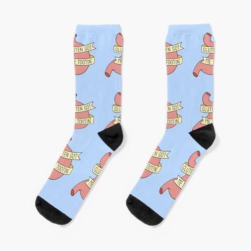 Glutenallergie Socken