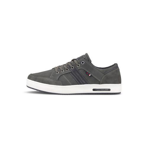 TOM TAILOR Herren Sneaker, grau, Gr.41