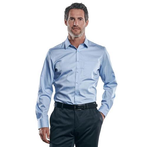 Hochwertiges Hemd aus der My Favorite Kollektion Engbers Hellblau