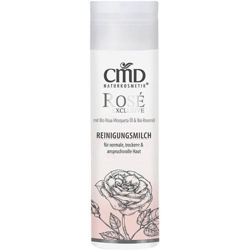 CMD Naturkosmetik Rosé Exclusive Reinigungsmilch 200 ml