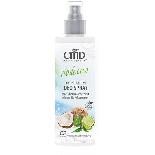 CMD Naturkosmetik Rio de Coco Coconut & Lime Deo Spray 100 ml Deodorant Spray
