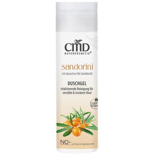 CMD Naturkosmetik Sandorini Duschgel, neue Rezeptur 200 ml