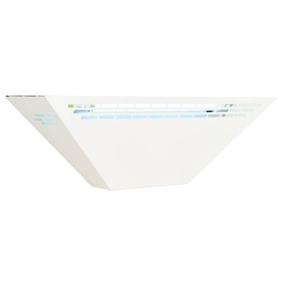 Gardner WS-85 WHT Wall Mount Decorate Insect Light Trap w/ Glueboard - 900 sq ft Range, White