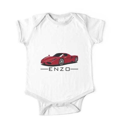 Ferrari Enzo Kinderbekleidung