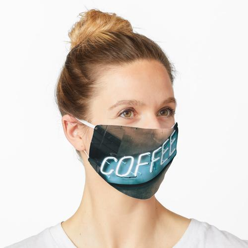 Koffein Maske