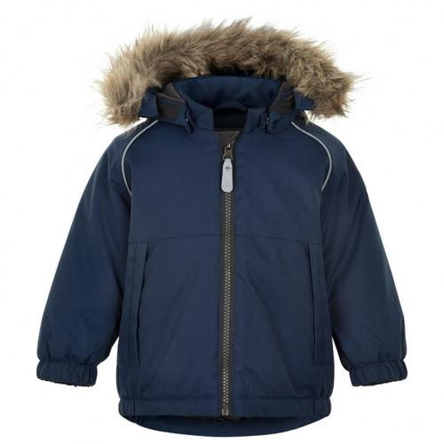 Color Kids - Baby's Parka Solid Color - Parka Gr 86 blau/schwarz