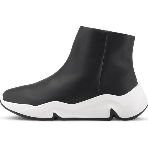 Ecco, Sneaker-Boots Chunky in schwarz, Boots für Damen Gr. 38