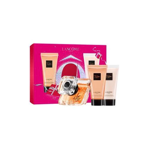Lancôme Damen Parfum Trésor Geschenkset Eau de Parfum Spray 30 ml + Shower Gel 50 ml + Body Lotion 50 ml 1 Stk.