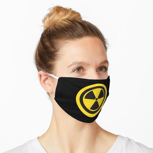 Radioaktivität Maske