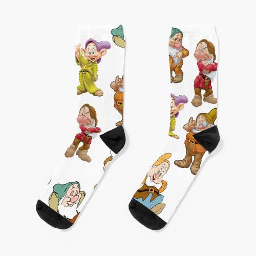 Die 7 Zwerge Socken