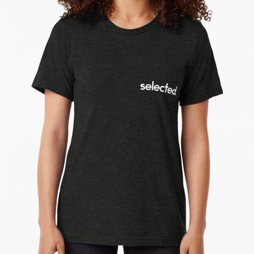 Selected Music Tri-blend T-Shirt