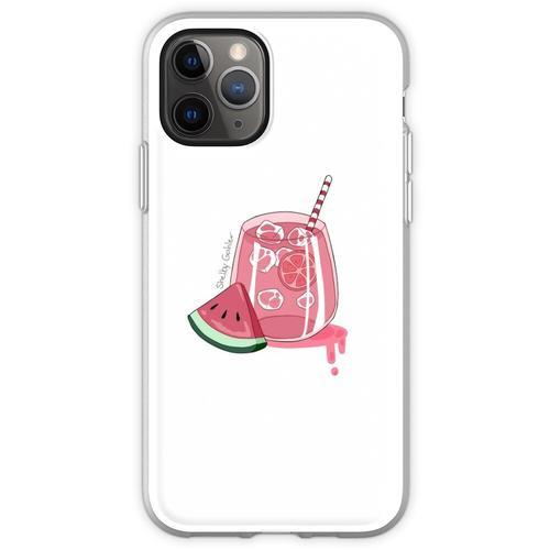 Wassermelonen-Limonade Flexible Hülle für iPhone 11 Pro
