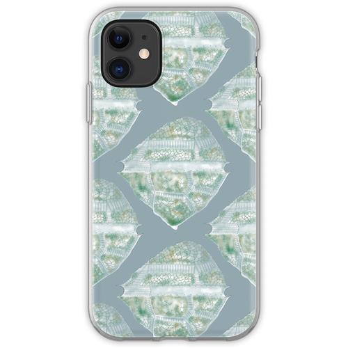 Dinoflagellate Flexible Hülle für iPhone 11