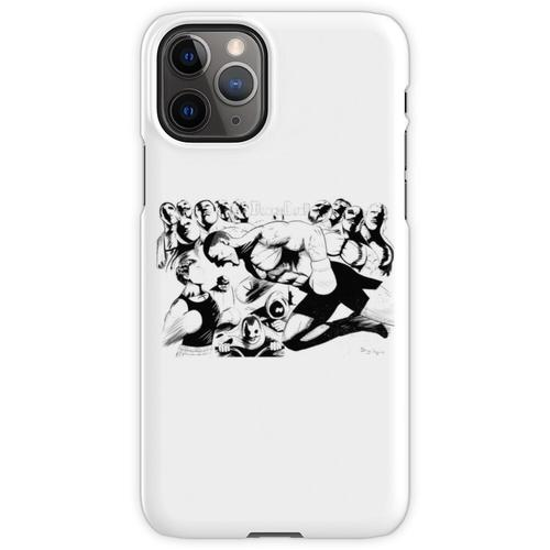 Ausstanzen iPhone 11 Pro Handyhülle