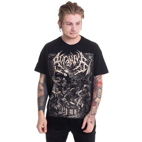 Acranius - Barren Souls - - T-Shirts