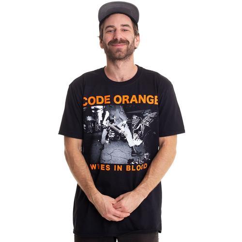 Code Orange - Wires In Blood - - T-Shirts