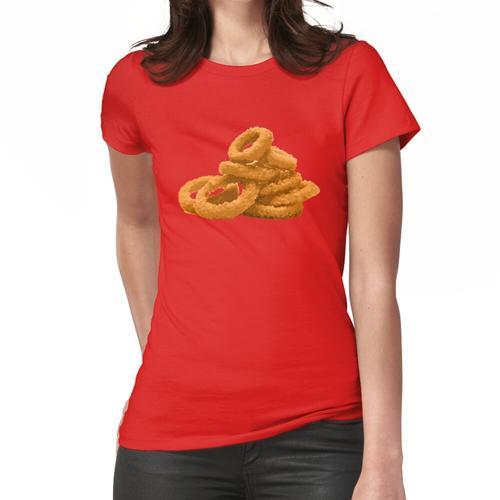 Zwiebelringe Frauen T-Shirt