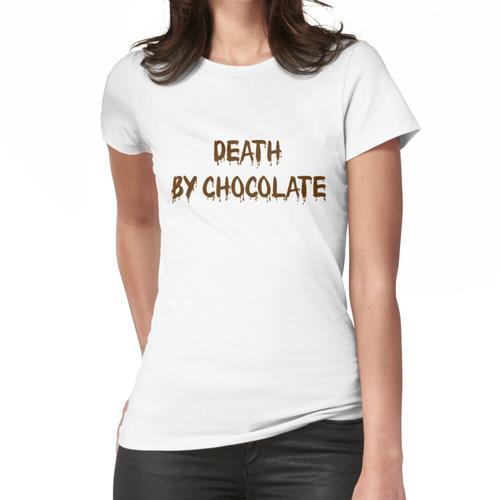 chocoholic das ich bin! Frauen T-Shirt