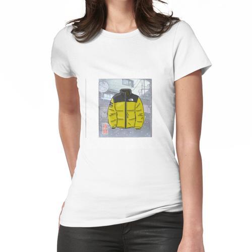 Anime Northface Abbildung Frauen T-Shirt