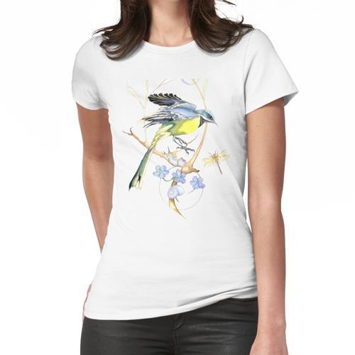Bachstelze Frauen T-Shirt